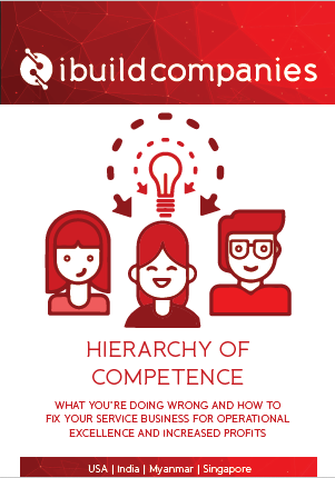 "Download your free PDF: ""Hierarchy of Competence"" - By Jeanne Heydecker - ibuildcompanies.com"